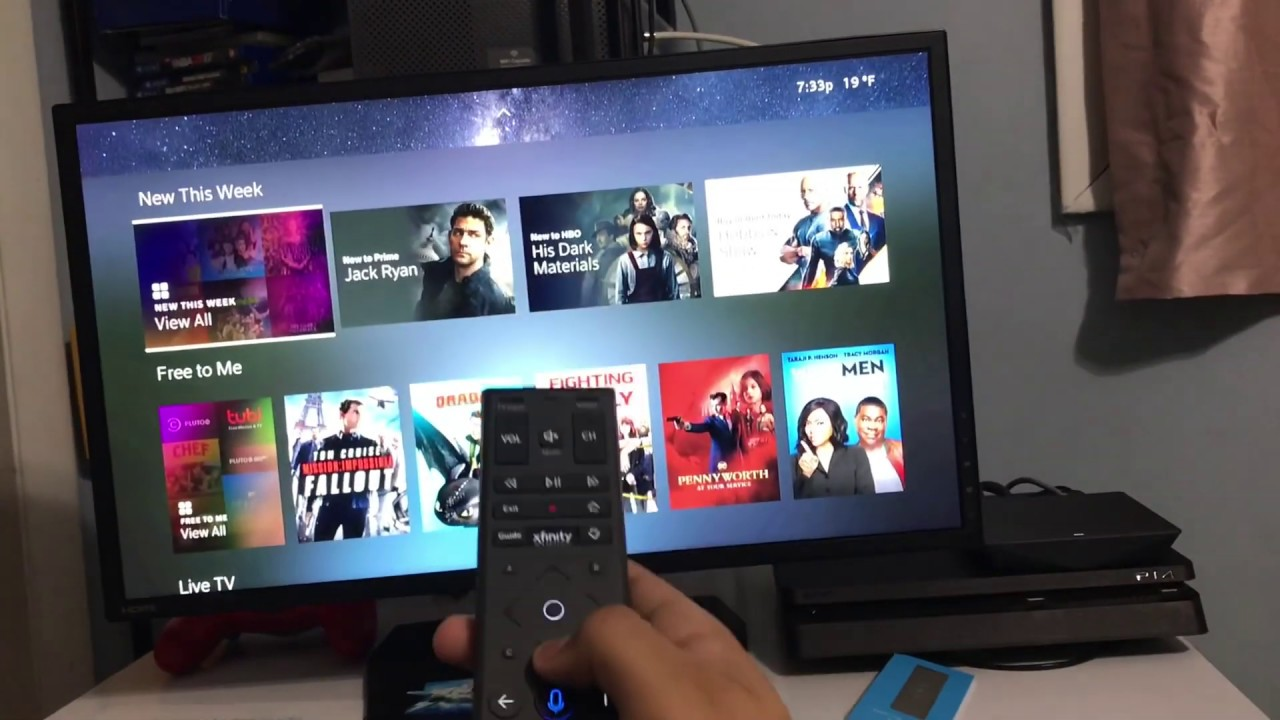Xfinity Flex Unboxing Review What It Is A 4k Streaming Device How To Get For Free Youtube