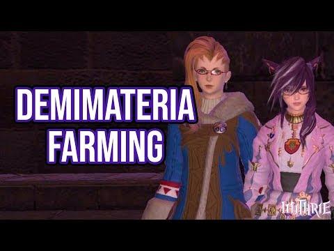 FFXIV How to: Farming Dhalmel | FunnyCat TV