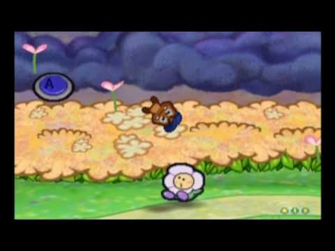 Paper Mario Part 28 Exploring The Flower Fields YouTube