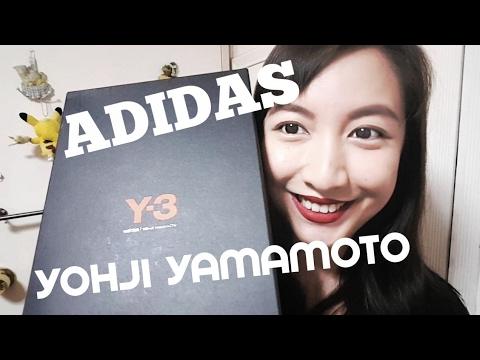 Adidas x yohji recensione yamamoto y 3 kohna unboxing e recensione yohji su youtube 326412