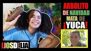 DECORANDO MI ARBOLITO DE NAVIDAD (CLARA) | LIOSDELIA