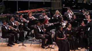 2019 EE Smith HS Symphonic Band - Thundercrest - Eric Osterling