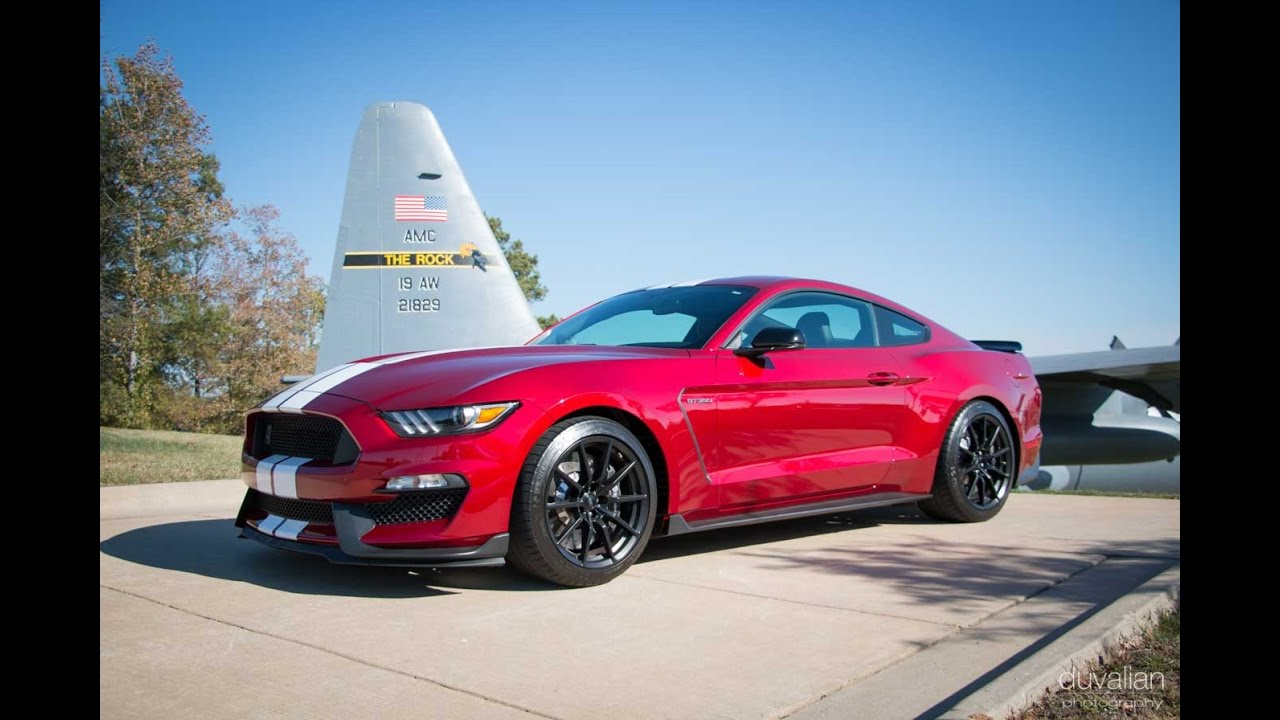 2017 Ford Mustang Shelby Gt350 Walk Around Youtube