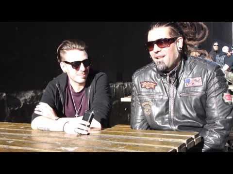 Ill Nino Interview 2017