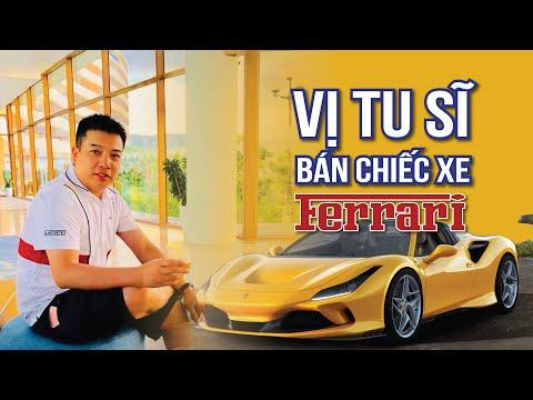 Vị tu sĩ bán chiếc Ferrari - TS. HOÀNG TRUNG DŨNG