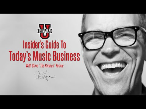 Welcome to an Insider's Guide to Today's Music Business