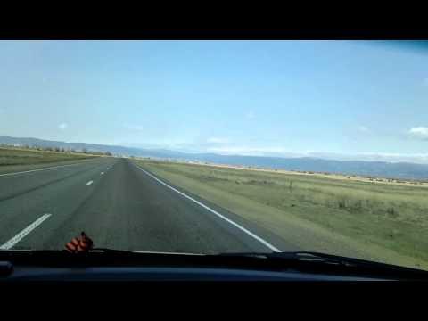 From Ulan-Ude to Kyakhta, border with Mongolia