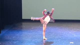 00316 II Starptautiskajā baleta konkursā ROYAL DANCE GRAND PRIX BALTIC 7.04.2019 VEF K. P.