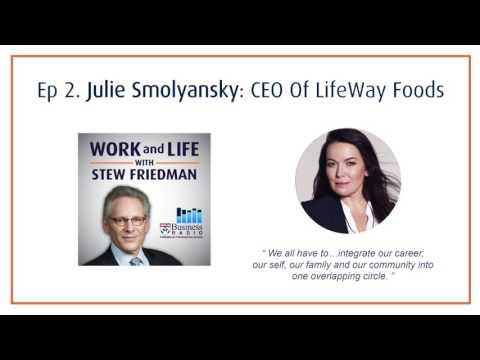 Ep 2. Julie Smolyansky: CEO Of LifeWay Foods