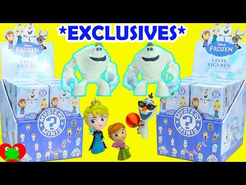 Disney Frozen Mystery Minis Hunt for Pabbie the Troll