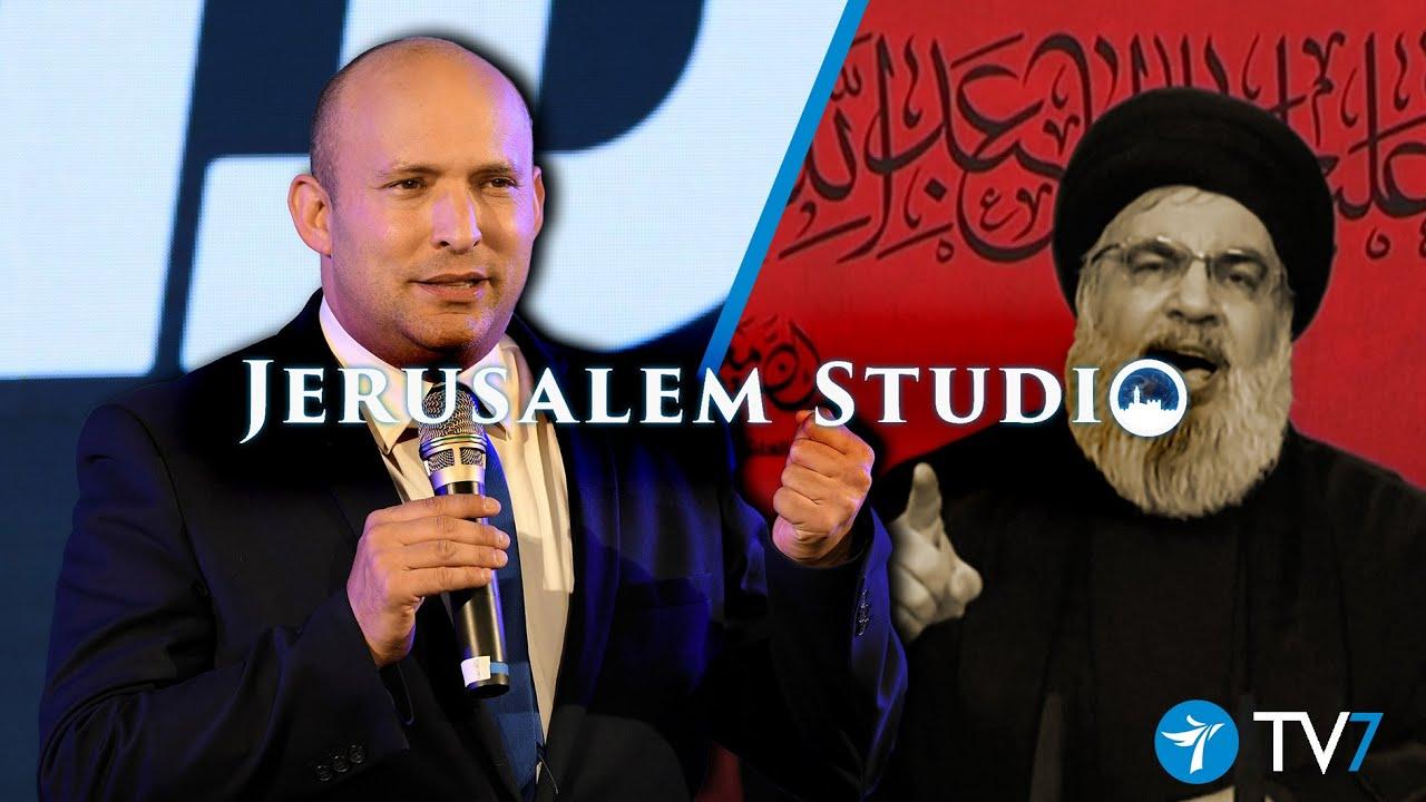Lebanon's domestic woes & implications for Israel – Jerusalem Studio 639
