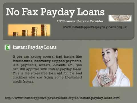 Direct Lender Payday Loans No Teletrack 100 Approval from YouTube · Duration:  50 seconds