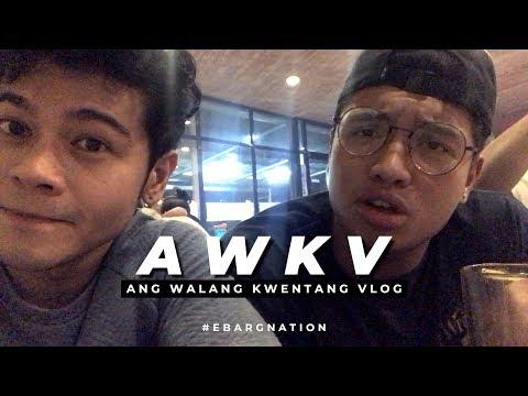 Ang Walang Kwentang Vlog (AWKV) #1