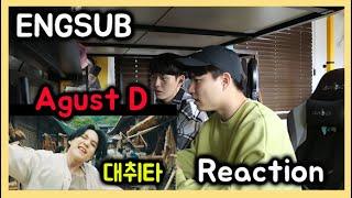 Gambar cover Agust D '대취타' MV l Reaction !