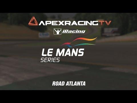 IRacing Le Mans Series 2019S3/W12 - Road Atlanta