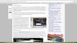 What is a Car Hoist? - EngineHoist.net