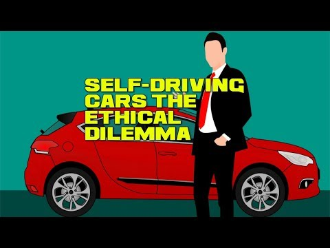 Self-Driving Cars The Ethical Dilemma   Discussion
