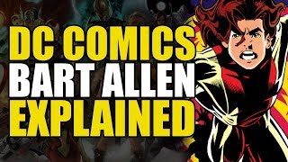 DC Rebirth: Bart Allen/Future Flash Explained