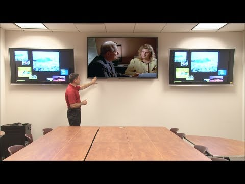 Ken's Audio Video - Conference Room Video Installation