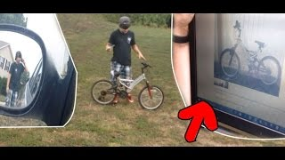 KID STEALS MY BIKE AND PUTS IT ON CRAIGSLIST!!!