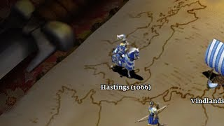 Age of Empires II: The Conquerors Campaign - 4. Battles of the Conquerors - Hastings (1066)