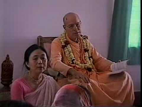 Tamal Krishna Goswami - Nectar of Instruction 3/7 - Text 3