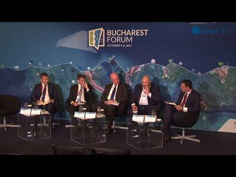 """Innovation and Sustainability in the Energy Sector"" at Bucharest Forum 2017"