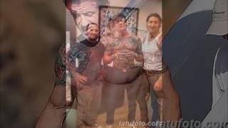 Тату Сильвестра Сталлоне - фото рисунков татуировки