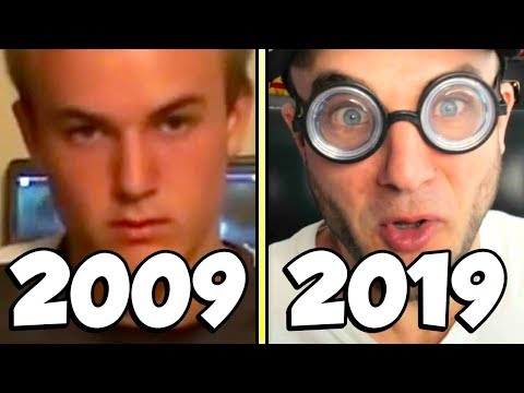 10 YEARS on Youtube...