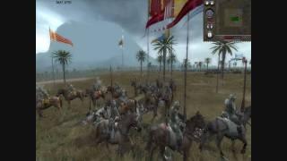 Medieval II Total War Online Battle #054: Portugal vs Spain
