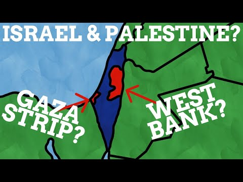 The Names Of Israel \u0026 Palestine Explained
