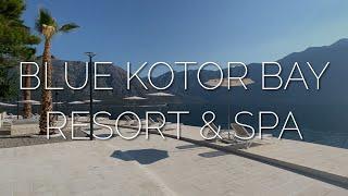 Черногория после карантина лучший пляж и обзор Blue Kotor Bay Premium Spa Resort 5 в Которе