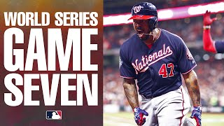 2019 World Series Game 7 Full Game (Nationals vs. Astros - Nationals win World Series!)