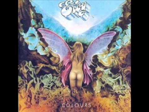 Eloy - Colours Full Album 1980