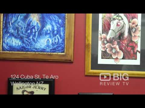 Cuba St Tattoo Shop In Wellington NZ For Tattoo Designs And Piercing