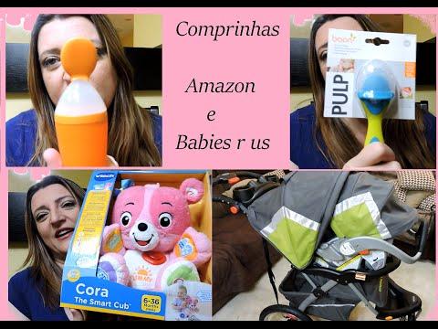 Comprinhas Amazon E Babies R Us