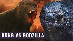 Nach Godzilla 2: Rasiert Kong die Echse?! | Godzilla vs. Kong