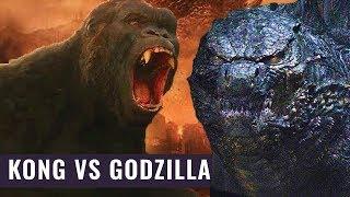 Nach Godzilla 2: Rasiert Kong die Echse?!   Godzilla vs. Kong