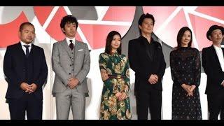 二階堂ふみ 映画 「SCOOP」舞台挨拶で「20歳を迎えてから、年々、東京の...