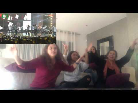 BIGBANG performance (MelOn Music Awards 2015) reaction by KB