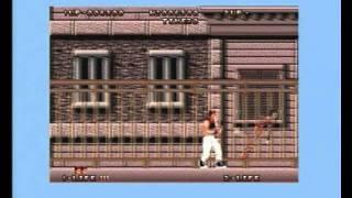Atari ST - Dragon Ninja