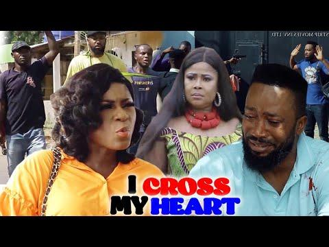 CROSS MY HEART 15u002616 (Trending Movie) Frederick Leonard U0026 Destiny Etiko 2021 Latest Nigerian Movie