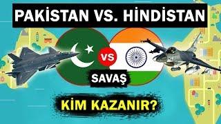 İKİ DÜŞMAN KARDEŞ - Pakistan Vs Hindistan - Hangisi Daha Güçlü ? ( Askeri Gücü, Nükleer Silah )