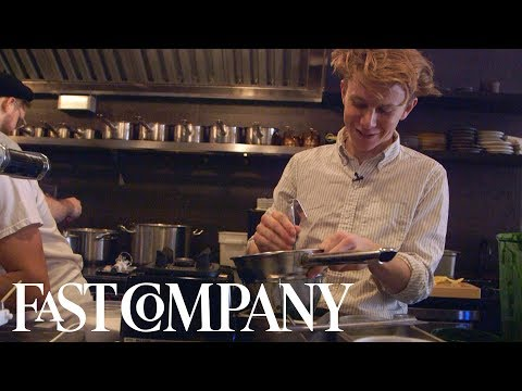 19-Year-Old Chef Flynn McGarry Is Ready To Be Taken Seriously | Changing The Game
