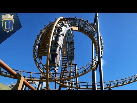 Loch Ness Monster Part 1 | Planet Coaster | Busch Gardens