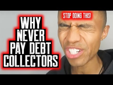 WHY NEVER PAY DEBT COLLECTORS || REMOVE COLLECTIONS FAST || 609 CREDIT REPAIR LOOPHOLE || DON'T PAY