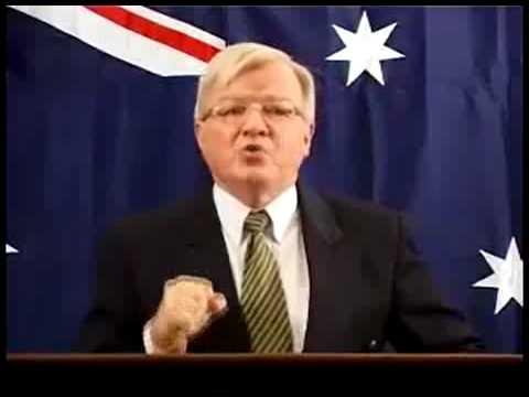 Australian Prime Minister Kevin Rudd Address to the Nation