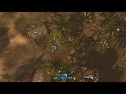 Raven Squad: PC Gameplay - 1st Mission #1/2 thumbnail