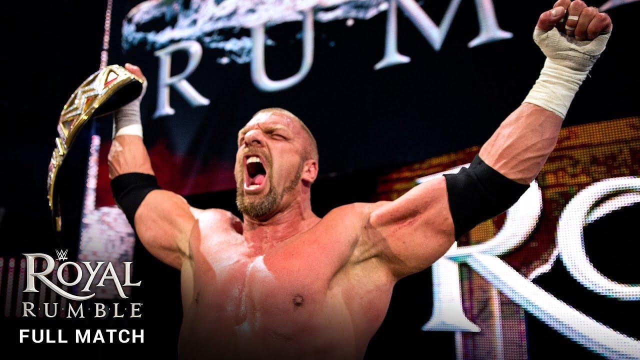 Download FULL MATCH - 2016 Royal Rumble Match: Royal Rumble 2016