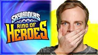 HUGE upgrades ONLY   Skylanders™ Ring of Heroes